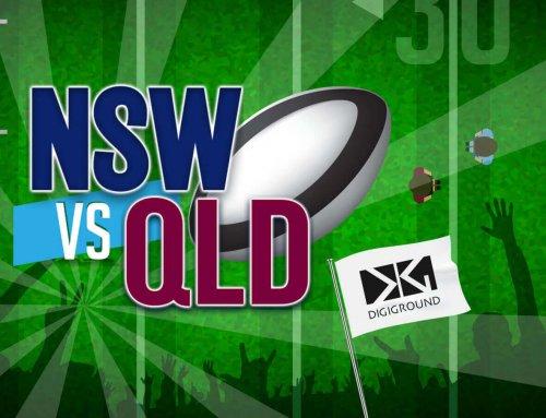 NSW vs QLD State of Origin App
