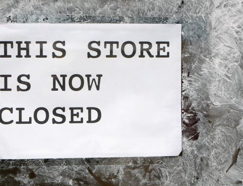 This Store is Now Closed